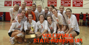 Volleyball makes a good state run
