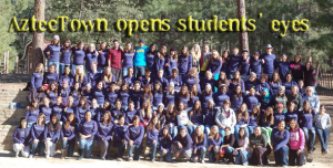 AztecTown opens students' eyes