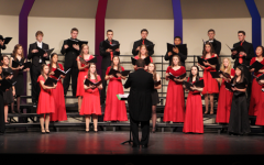 Choir students shine in spring concert