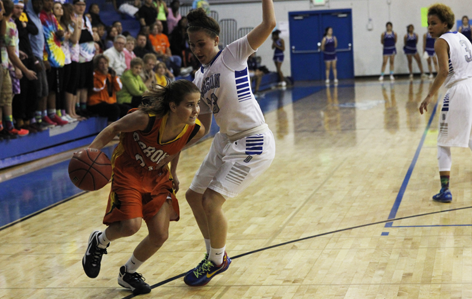 Girls basketball falls to Dobson in the playoffs