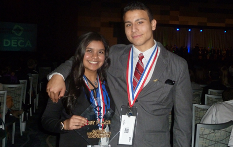 DECA goes to Nationals