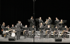 Spring band concert proves to be vibrant