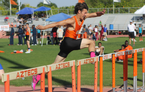 Track kicks off the season with Aztec Invite