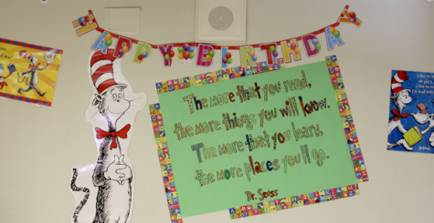 Ways to celebrate Dr. Seuss' birthday