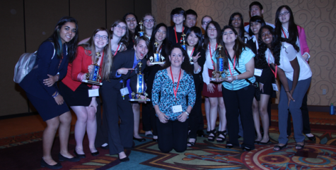 KEY Club has promising run at DCON convention