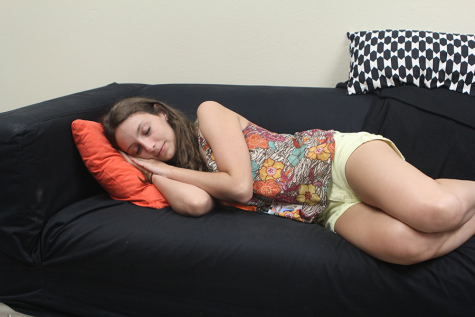 Sleep reigns supreme as teenager's most favorited activity