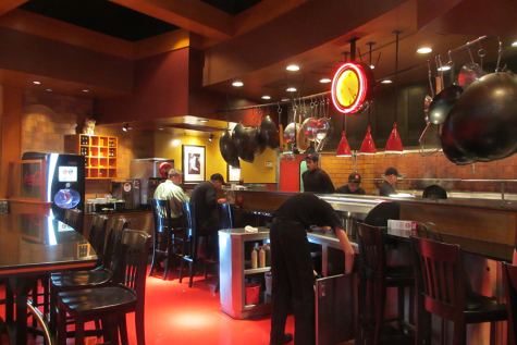 Pei Wei combines Asian food from many countries to form delicious dishes