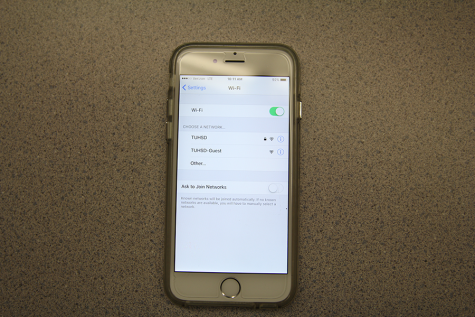 New changes to the school Wi-Fi