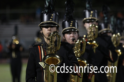 Marching Band completes successful season