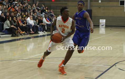 Aztec basketball defeats nationally ranked Bishop Gorman