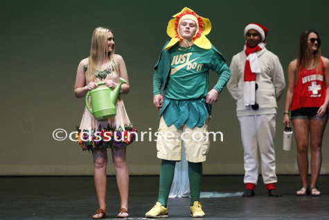 Mr. and Ms. Corona Pageant makes for interesting night