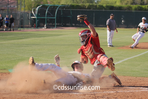 Baseball Playoffs vs Chaparral