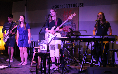 Vice Versa performs one last time at Sozo Coffee House