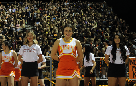 Aztecs, Cheer, & Pom vs. Perry