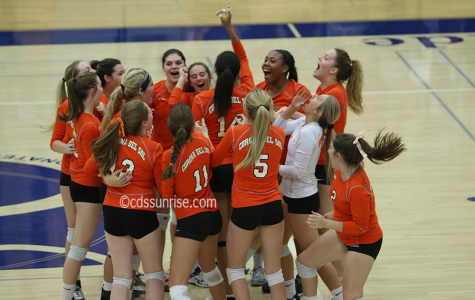Girls Volleyball Semifinals Slideshow