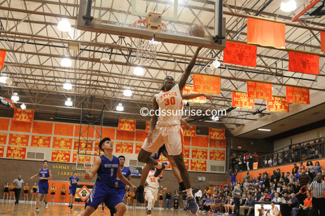 Boys Basketball Semifinals vs Cesar Chavez Slideshow