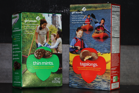 Thin Mints vs. Tagalongs: Girl Scout cookie battle