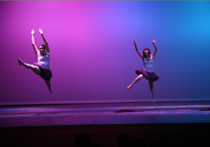 CdS dance ends year on a good foot