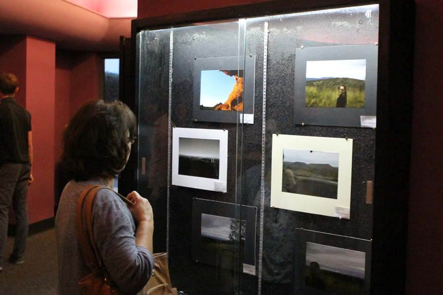 Advanced photo show impresses audience