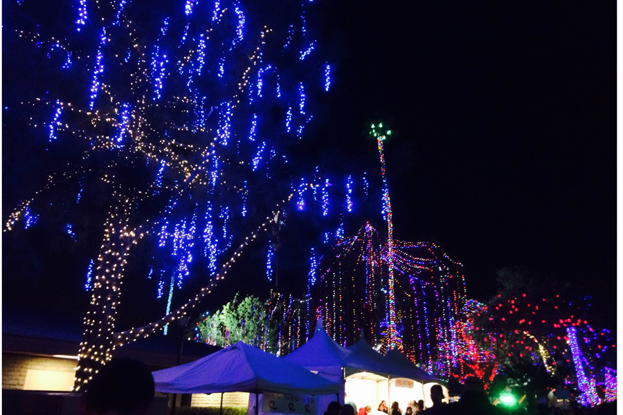 Glendale Glitters adds sparkle to holiday season