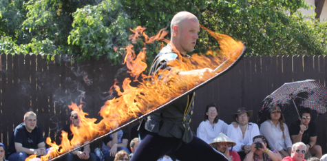 Renaissance Festival has fun for every age