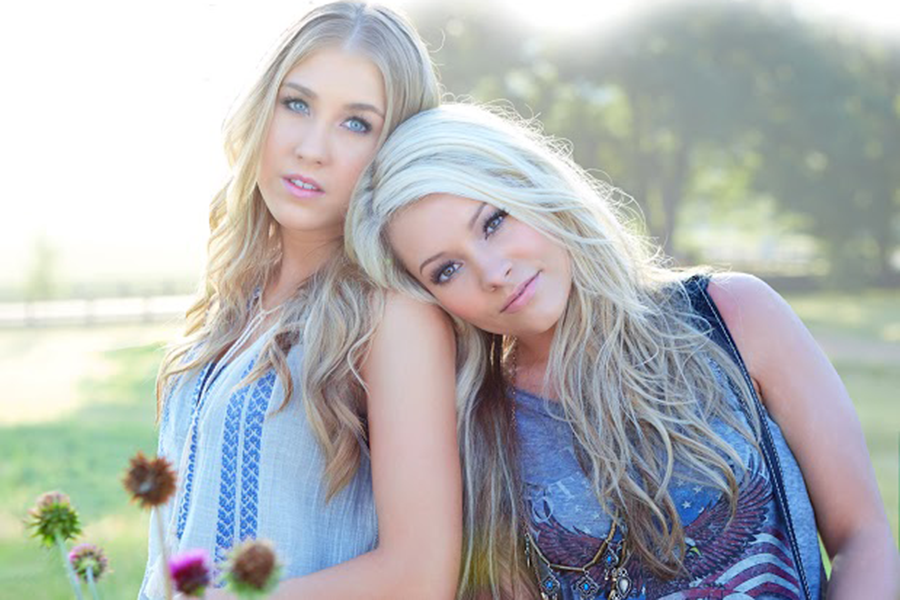 Music duo put new twist on country sound