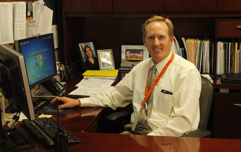 Principal Brent Brown leaving position for district office