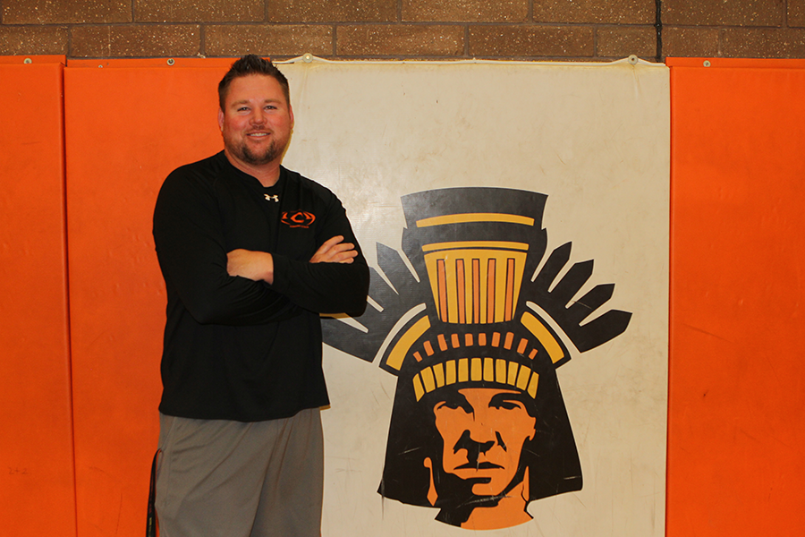 Nenaber takes over Nero's reign as Athletic Director