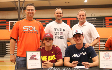 Aztec National Signing Day