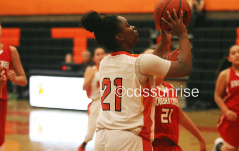 Girls Basketball vs Boulder Creek Slideshow