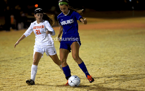Girls soccer vs. Chandler Slideshow