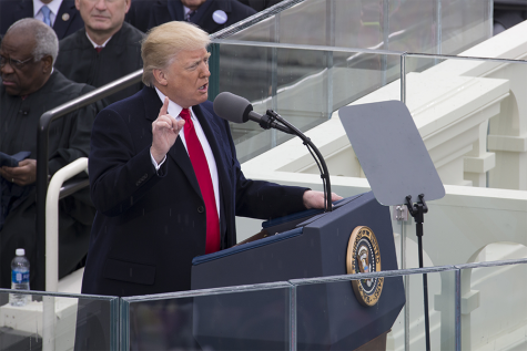 Donald Trump's inauguration speech 'painted a dark image'