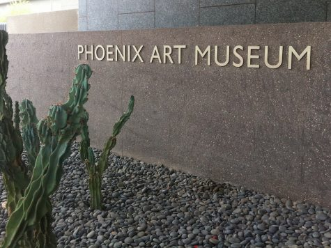 Went with friends to the Phoenix Art Museum to see the exhibit on Cézanne and Moderninsm http://www.phxart.org/cezanne/