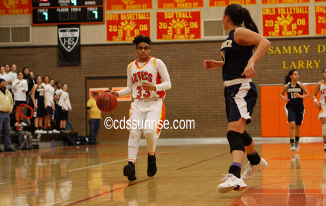 Girl's Varsity Basketball vs Desert Vista