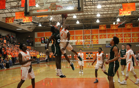 Boys Basketball Playoffs Round One vs Mountain Ridge Slideshow