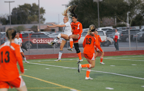 Varsity Girls Soccer Semifinals vs DV Slideshow