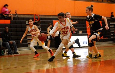 Varsity Girl's Basketball vs Gilbert