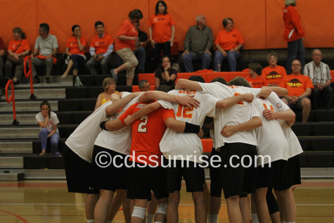Boys Volleyball vs. Seton Catholic