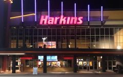 The Harkins building in Chandler.
