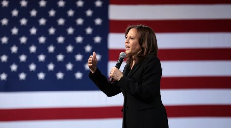 Kamala Harris Becomes the First Woman Vice President